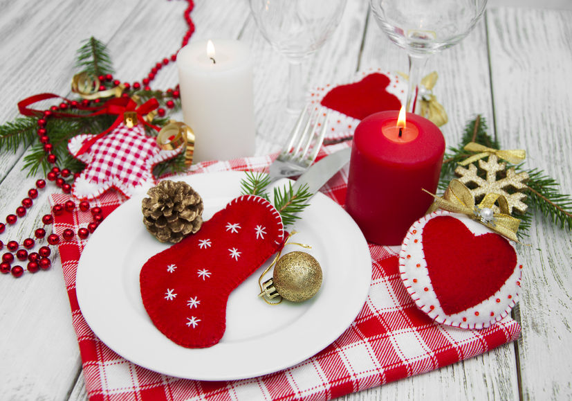 Comidas navideñas ligeras