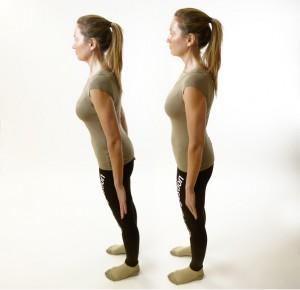 Postura hipopressius