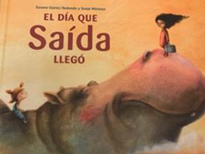 El día que Saída (la inmigración y lenguaje) llegó escrito por la logopeda de Roger de Llúria- Corporación Fisiogestión, Marta Sánchez