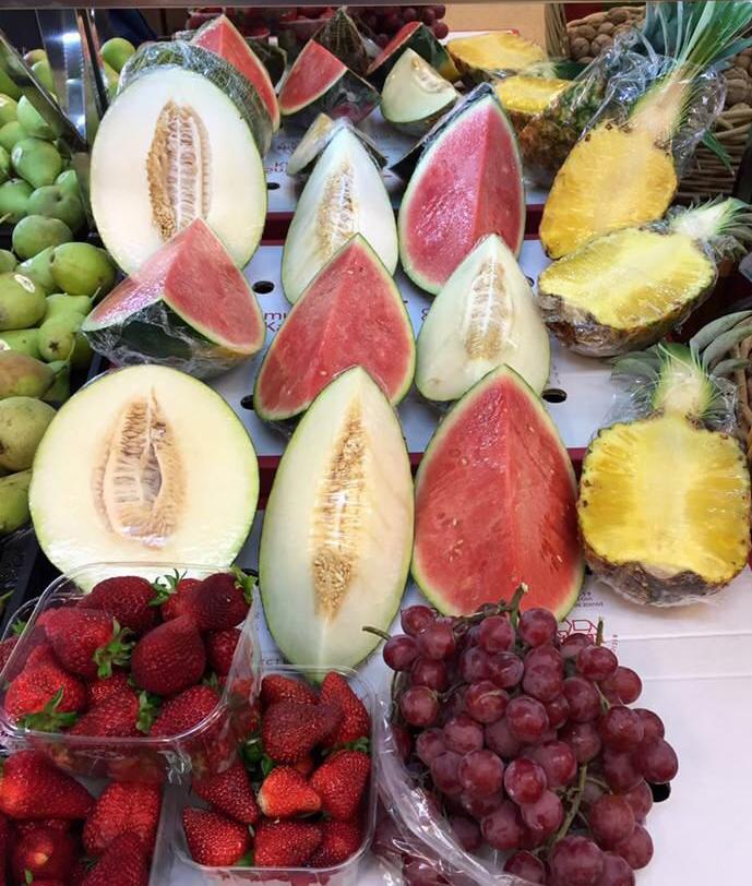 Cómo elegir la fruta