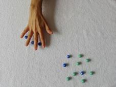 Potenciación de la musculatura interósea de la mano