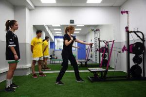 Poleas inerciales, ejercicio excéntrico para la prevención y resolución de lesiones deportivas