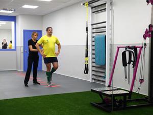 Fisiogestion Sport, unidad del deporte y readaptación al movimiento por paula Martín.  Solucionamos tu lesión