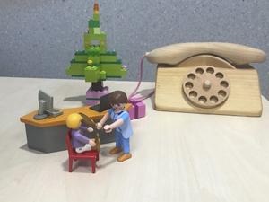 el juego y las 4 reglas navideñas
