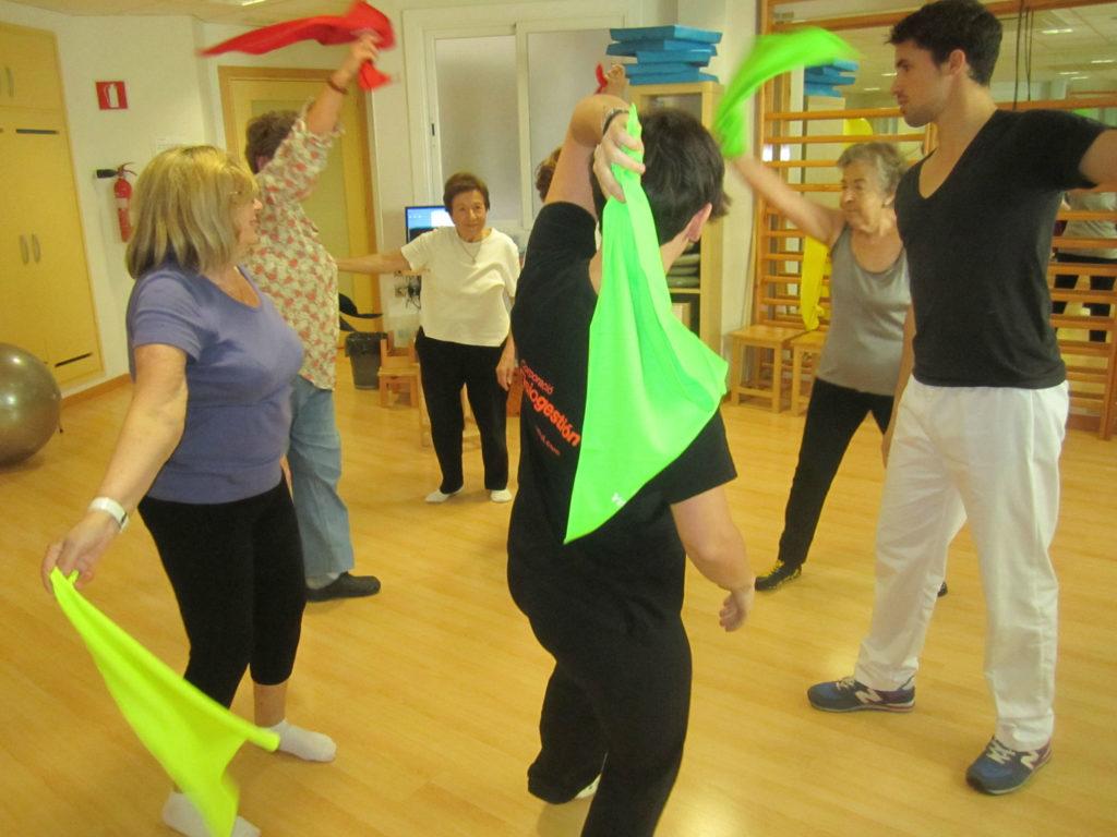 ejercicios terapéuticos