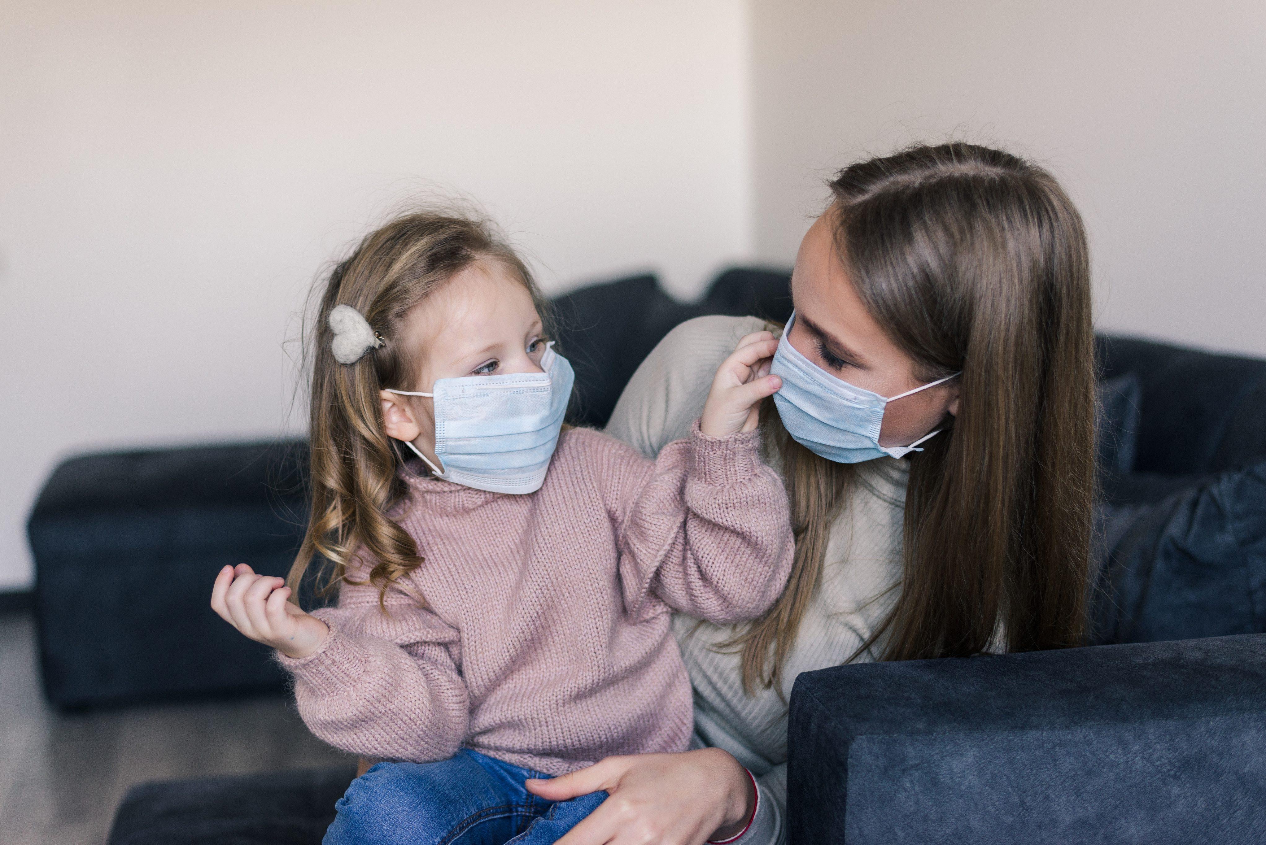 ¿Cómo respiras durante el uso de la mascarilla?