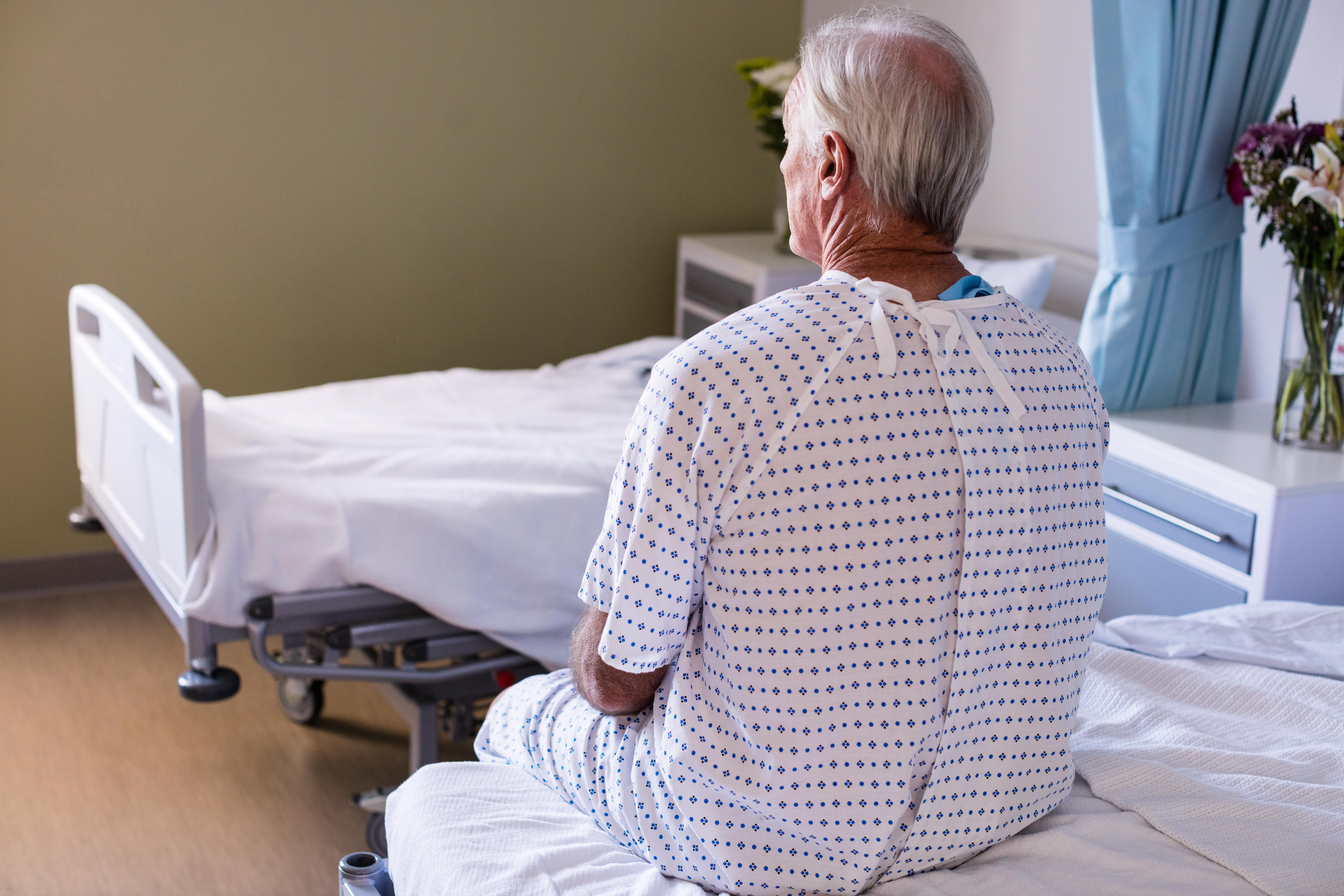 Paciente con Síndrome de inmovilidad