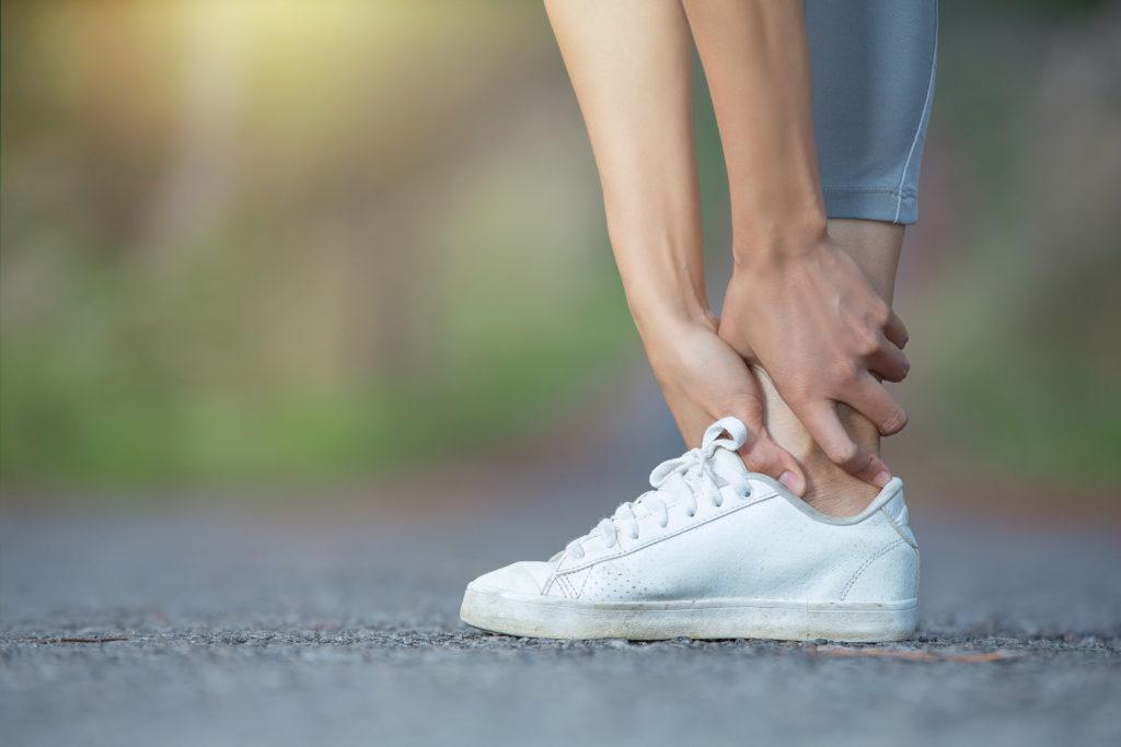 Dolor en el talón y deporte: la endermedad de Sever