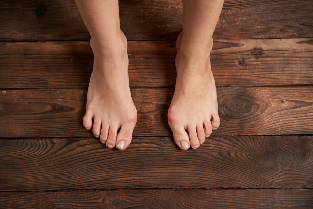 Recomendaciones para recuperar la funcionalidad de los pies