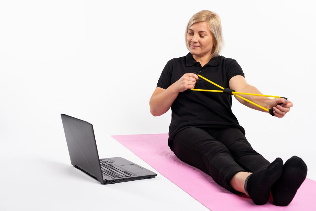 Ejercicio terapéutico en pacientes con diabetes